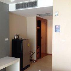 Отель Marsi Pattaya Стандартный номер с различными типами кроватей фото 14
