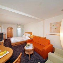 Hotel Schwefelbad 4* Улучшенный номер фото 4