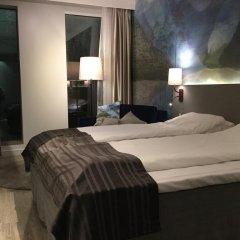 Отель Scandic Flesland Airport 3* Улучшенный номер с различными типами кроватей