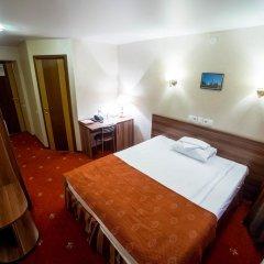 Амакс Визит Отель 3* Номер Бизнес с различными типами кроватей фото 3