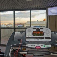 Отель Valencia Center Валенсия фитнесс-зал фото 3