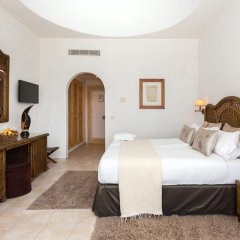 Отель Africa Jade Thalasso 4* Улучшенный номер с различными типами кроватей фото 3