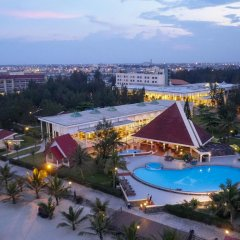 Отель Centara Sandy Beach Resort Danang балкон