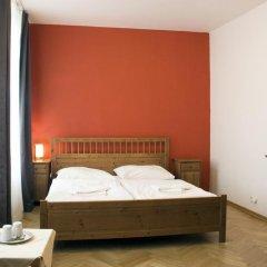 Отель Ai Quattro Angeli 3* Стандартный номер с различными типами кроватей фото 9