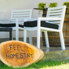 Отель FEEL Homestay питание