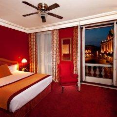 Отель Grand Hôtel de l'Opéra Франция, Тулуза - отзывы, цены и фото номеров - забронировать отель Grand Hôtel de l'Opéra онлайн комната для гостей фото 2