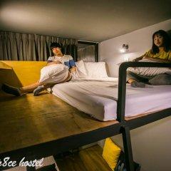 Silom Space Hostel Стандартный номер фото 7
