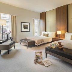 Отель The Langham, New York, Fifth Avenue Стандартный номер с различными типами кроватей фото 3