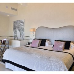 Hotel La Pérouse Nice Baie des Anges 4* Люкс с разными типами кроватей фото 2