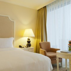 Отель The Kingsbury 5* Улучшенный номер с различными типами кроватей фото 11