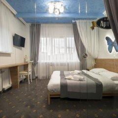 Гостевой Дом ART 11 Люкс с различными типами кроватей фото 14