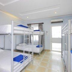 Saigon Backpackers Hostel @ Pham Ngu Lao Кровать в общем номере с двухъярусной кроватью фото 3