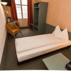 Hotel City am Bahnhof 3* Стандартный номер с различными типами кроватей фото 8
