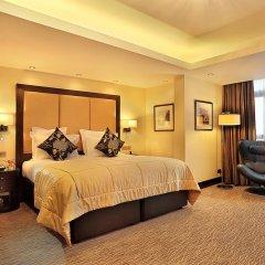 Отель The Montcalm London Marble Arch 5* Номер Делюкс с различными типами кроватей фото 4