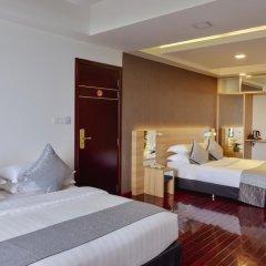 Arena Beach Hotel 3* Номер Делюкс с различными типами кроватей фото 4
