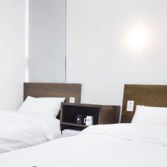 Отель Ekonomy Guesthouse Haeundae 3* Стандартный номер с 2 отдельными кроватями фото 12