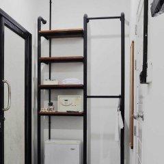 Отель Beds Patong сейф в номере