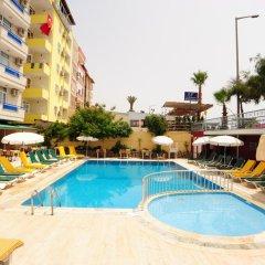 Semt Luna Beach Hotel - All Inclusive 2* Стандартный номер разные типы кроватей фото 2