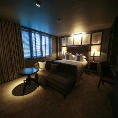 Отель Dakota Glasgow Стандартный номер с различными типами кроватей фото 7