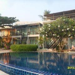 Отель Maya Koh Lanta Resort Таиланд, Ланта - отзывы, цены и фото номеров - забронировать отель Maya Koh Lanta Resort онлайн бассейн фото 3