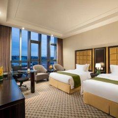 Отель Holiday Inn Beijing Airport Zone комната для гостей фото 4