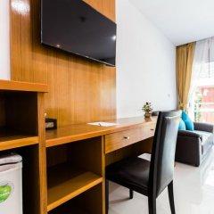 Курортный отель Lamai Coconut Beach 3* Улучшенный номер с различными типами кроватей фото 17