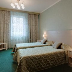 Гостиница Вояж Парк (гостиница Велотрек) 2* Стандартный номер с 2 отдельными кроватями фото 5