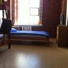 Area Rest Hostel Стандартный номер с различными типами кроватей (общая ванная комната)