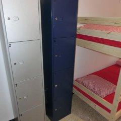 Hostel Figueres Кровать в общем номере с двухъярусной кроватью фото 7