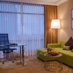 Отель AETAS lumpini 5* Люкс Премьер с двуспальной кроватью фото 7