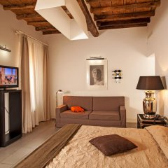 Отель Relais Vatican View 4* Номер Делюкс с различными типами кроватей фото 6