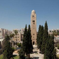 Отель King David Jerusalem 5* Номер Делюкс фото 7