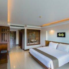 Отель Thanthip Beach Resort 3* Номер Делюкс с двуспальной кроватью фото 7