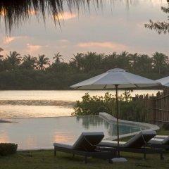 Отель Isla Tajín Beach & River Resort бассейн фото 3