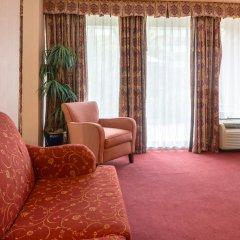 Howard Johnson Inn Fullerton Hotel and Conference Center комната для гостей фото 2