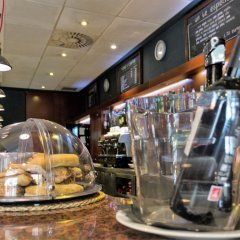 Hotel Amrey Sant Pau гостиничный бар