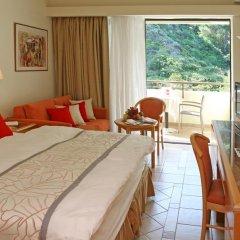Amathus Beach Hotel Rhodes 5* Стандартный номер с различными типами кроватей фото 11