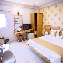 Thuy Sakura Hotel & Serviced Apartment 3* Стандартный номер с различными типами кроватей фото 4