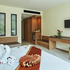Отель Ananta Burin Resort 4* Улучшенный номер с различными типами кроватей фото 5
