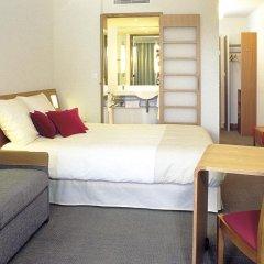 Отель Novotel Brussels Airport 3* Улучшенный номер с различными типами кроватей фото 5