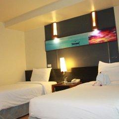 Sunshine Hotel And Residences 3* Улучшенный номер с различными типами кроватей фото 4