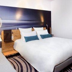 Отель Novotel Wroclaw Centrum 4* Улучшенный номер с различными типами кроватей фото 2