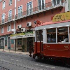 Отель Lisbon Budget Inn Лиссабон городской автобус