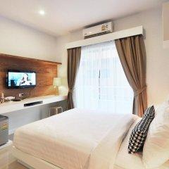 Отель Chill House @ Nai Yang Beach 3* Номер Делюкс с различными типами кроватей