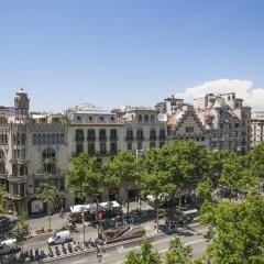 Отель Tendency Apartments 5 Испания, Барселона - отзывы, цены и фото номеров - забронировать отель Tendency Apartments 5 онлайн балкон
