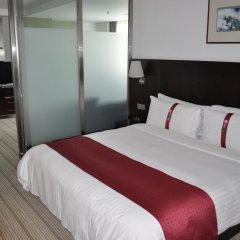 Отель Holiday Inn Vista Shanghai 4* Улучшенный номер с различными типами кроватей фото 2