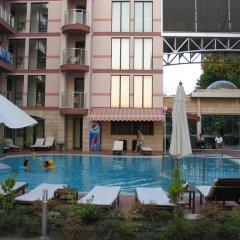 Отель in Tarsis Hotel & Spa Болгария, Солнечный берег - отзывы, цены и фото номеров - забронировать отель in Tarsis Hotel & Spa онлайн бассейн