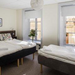 Отель Castle House Inn 2* Стандартный номер с различными типами кроватей (общая ванная комната) фото 15