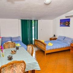 Отель Studios Kalina Студия с различными типами кроватей фото 11