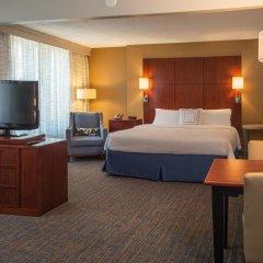 Отель Residence Inn Bethesda Downtown США, Бетесда - отзывы, цены и фото номеров - забронировать отель Residence Inn Bethesda Downtown онлайн комната для гостей фото 3